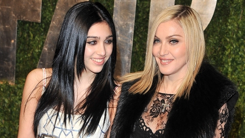 Is This Photo of Lourdes Leon or Madonna? | StyleCaster