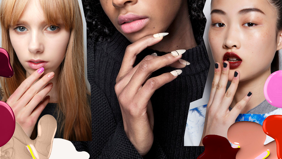 The 10 Coolest Nail Colors to Try This Fall