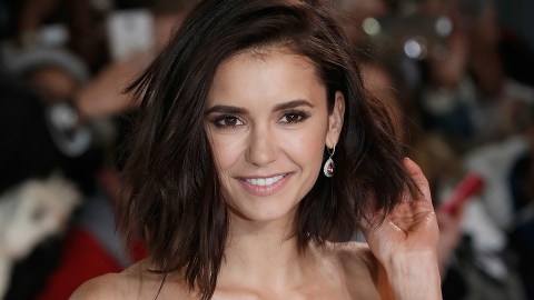 Nina Dobrev's Chic Trench Coat Is the Only Outerwear Look You'll Want to Rock This Fall | StyleCaster