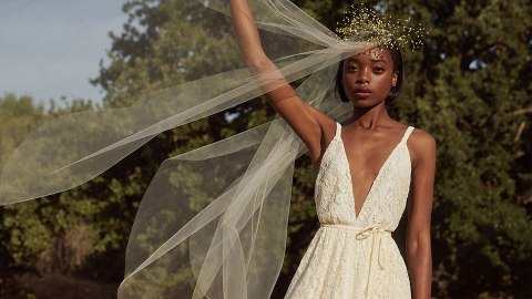 Wedding Dress on a Budget? Yup, It's Totally Possible | StyleCaster