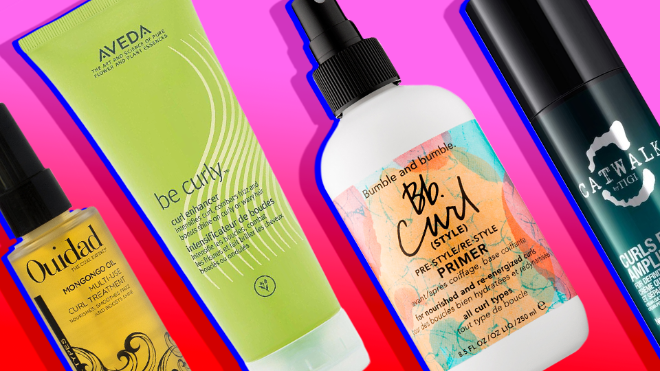 The 10 Best Hair Products to Refresh Second-Day Curls