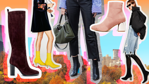 These Fall Boots Will Definitely Sell Out | StyleCaster