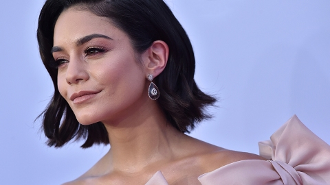 Vanessa Hudgens Is Majorly Channeling Gabriella Montez With This Look, and We Stan | StyleCaster