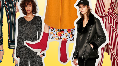 Here's Everything Good Coming to Zara This Week | StyleCaster