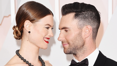 Behati Prinsloo and Adam Levine are Expecting Again | StyleCaster