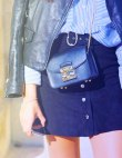 25 On-Trend Ways to Wear a Button-Front Skirt