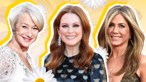 10 Famous Women Who Are Refreshingly Real About Aging | StyleCaster
