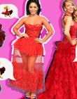 15 Times Celebrities Looked Like the Dancing Girl Emoji