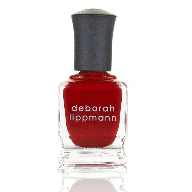 Deborah Lippmann lady is tramp nail polish