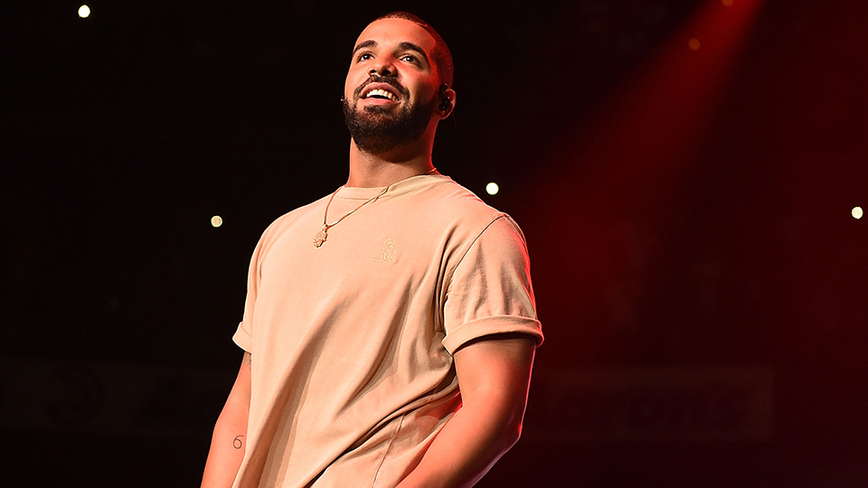 Drake's 32nd Birthday Party Was Stacked with Retro Style