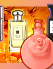 11 Pretty New Fall Fragrances to Add to Your Collection