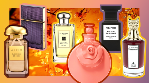 11 Pretty New Fall Fragrances to Add to Your Collection | StyleCaster