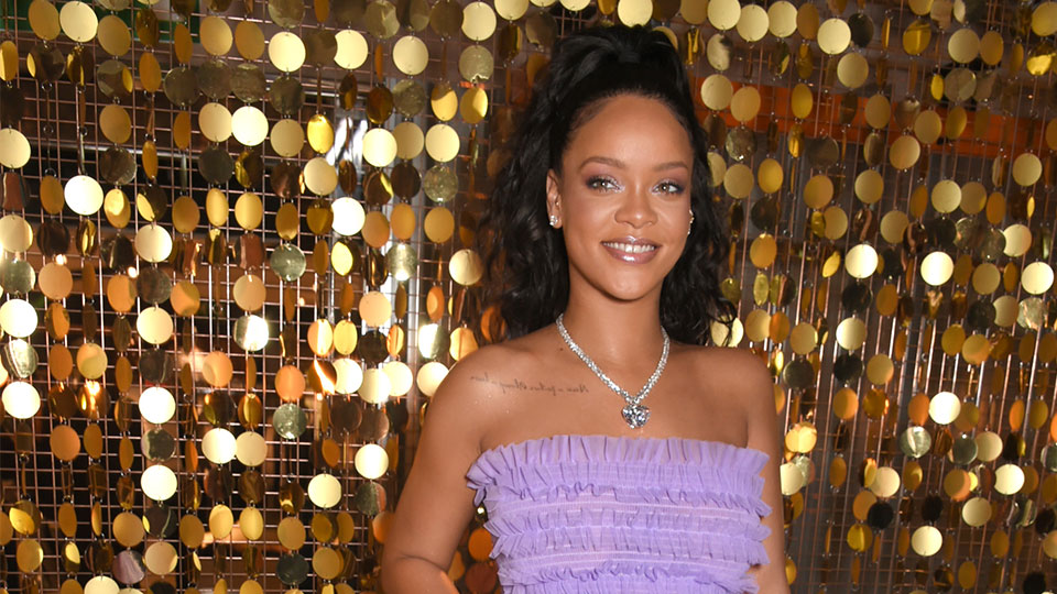 Rihanna Revealed Fenty Beauty's New Holiday Collection, and We're Stoked