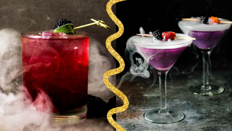 10 Halloween Cocktails That Are As Spooky As They Are Delicious | StyleCaster