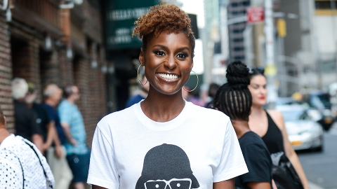 Issa Rae Defends Controversial 'Insecure' Sex Scene | StyleCaster