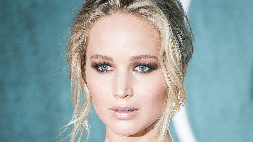 Jennifer Lawrence Nailed the Naked Dress Look Twice This Week