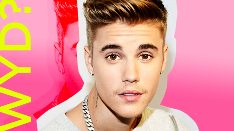 Hey, Justin Bieber, What *Are* You Doing? | StyleCaster