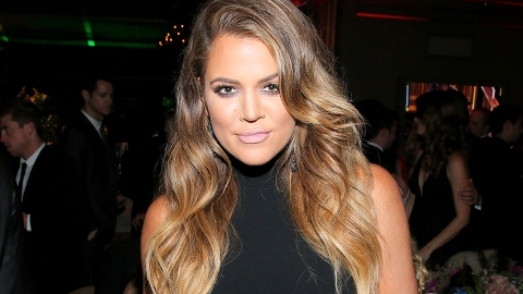 The NSFW Item Khloe Kardashian Uses During Her Workout | StyleCaster