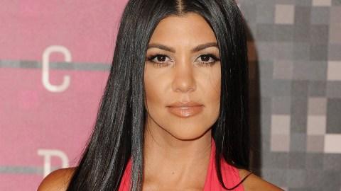 Why Kourtney Kardashian Doesn't Use Salon Gel Nail Dryers | StyleCaster