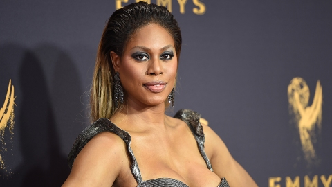 Laverne Cox Is Launching a Nail Polish Collection | StyleCaster
