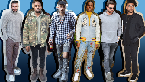 25 Famous Men Whose Fall Style We Love | StyleCaster