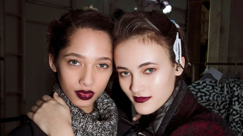 6 Deep-Colored Lipsticks for a Gorgeous, Moody Look | StyleCaster