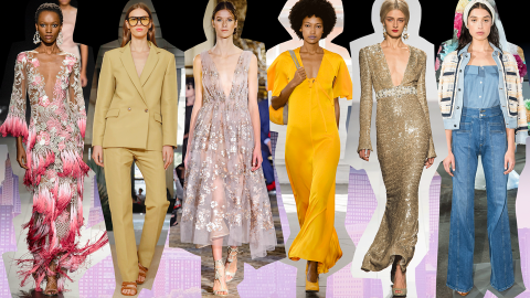 The Top 10 Trends From New York Fashion Week Spring 2018 | StyleCaster