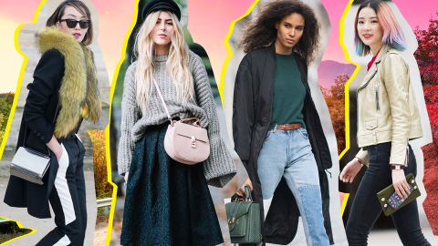 30 Perfect Outfits to Wear While Transitioning Into Fall | StyleCaster
