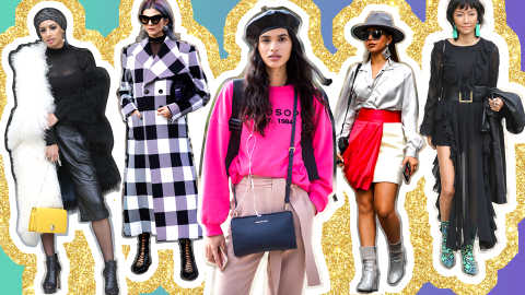 The Best Street Style at Paris Fashion Week Spring 2018 | StyleCaster