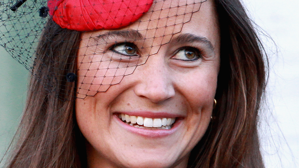 Pippa Middleton Chopped Her Hair into the Freshest Fall Lob