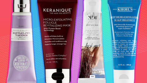 7 Scalp Exfoliators That Can Transform Your Hair | StyleCaster