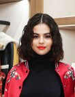 Selena Gomez Got Her Entire Life At Kacey Musgraves' Concert