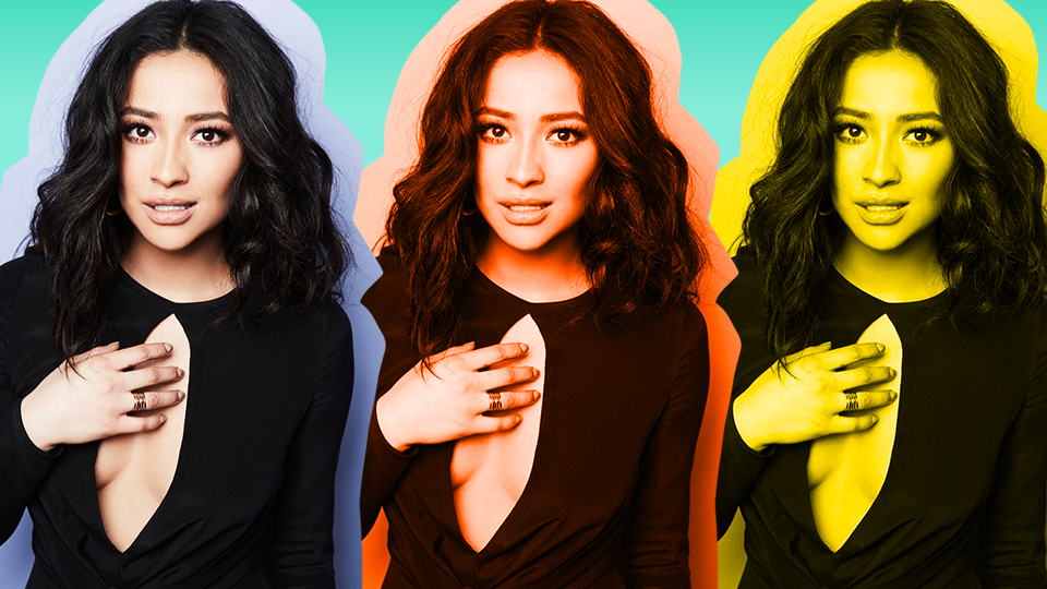 Why Shay Mitchell Considers Herself the New 'Girl Next Door'