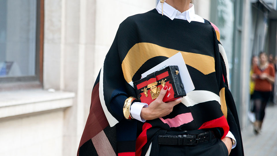 STYLECASTER | Fall Capes