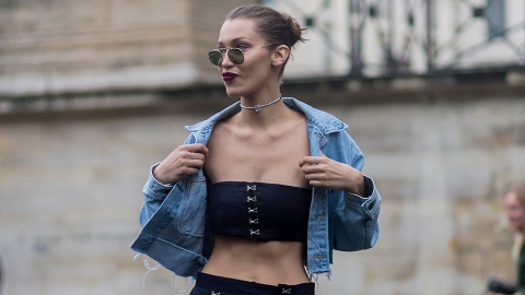 People Are Roasting Bella Hadid for This 'Cringey' Sneaker Video | StyleCaster