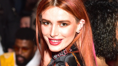 Bella Thorne Bravely Reveals That She Survived Being Molested | StyleCaster