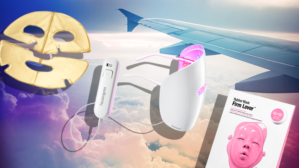 The Best, Most Obnoxious Face Masks to Wear In-Flight