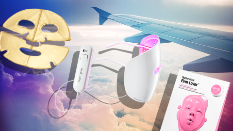 In-Flight Masks That Are Worth a Little Embarrassment | StyleCaster