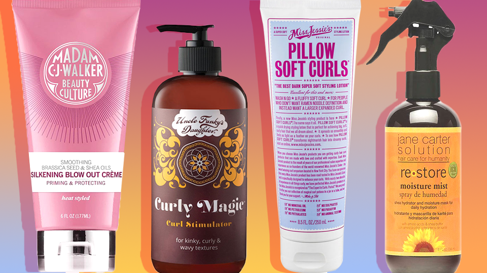 13 Black-Owned Brands That Cater to Textured Hair