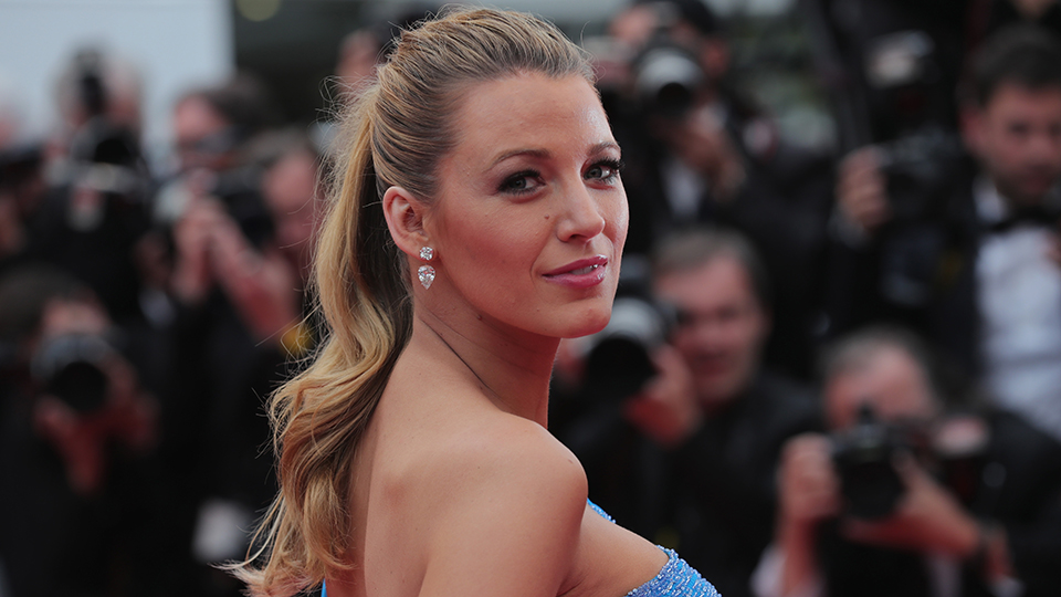 Why Blake Lively Went Nude On-Screen for the First Time Ever
