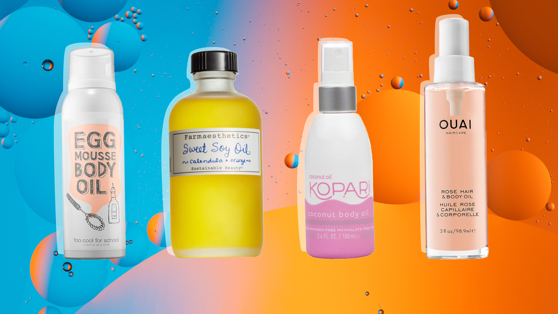 11 Body Oils to Layer Over Your Lotion This Fall