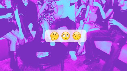 What to Do When You Don't Vibe with Your S.O.'s Friends | StyleCaster