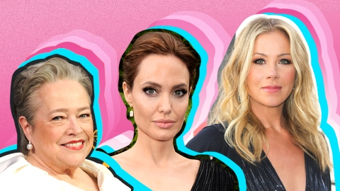 10 Famous Women Who've Had Mastectomies | StyleCaster