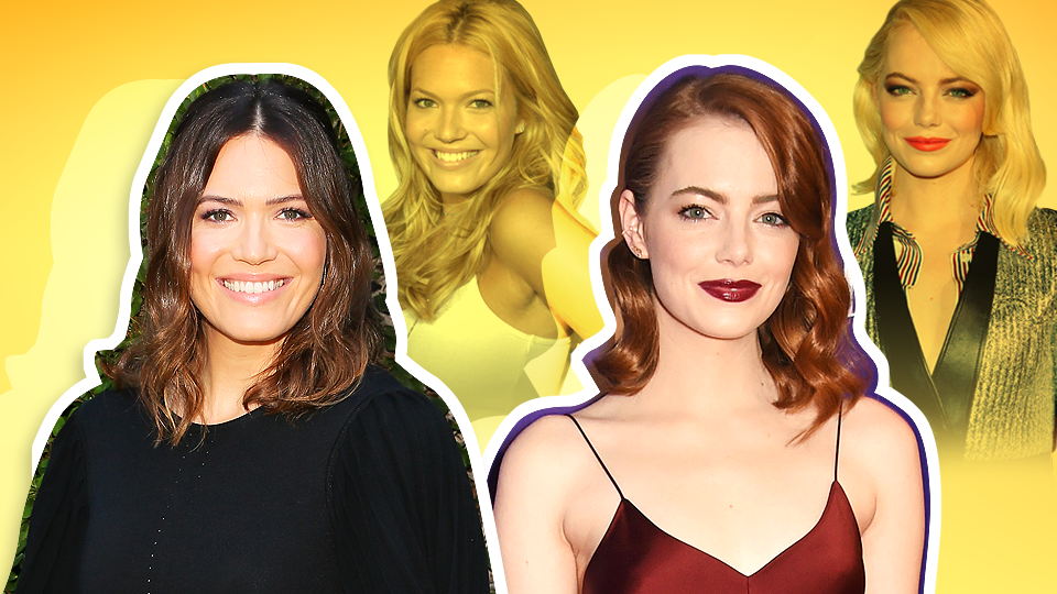 12 Famous Women Whose Careers Skyrocketed After Dyeing Their Hair