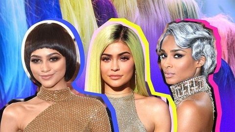 Celebs Who Wore Wigs That (Almost) Beat Their Real Hair | StyleCaster
