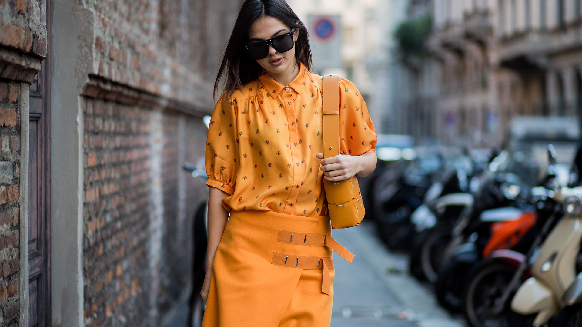 STYLECASTER | Outfit Ideas | Button-up Shirts
