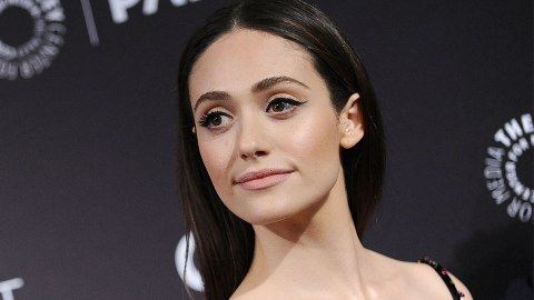Emmy Rossum's Sneaky Hack for Faking Dewy Skin | StyleCaster