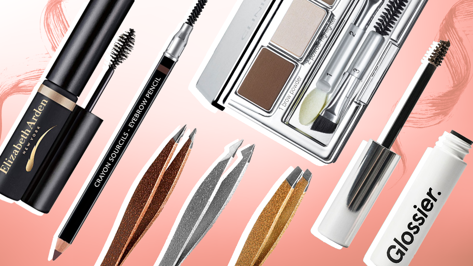 The All-Time Best Products for Sparse Eyebrows