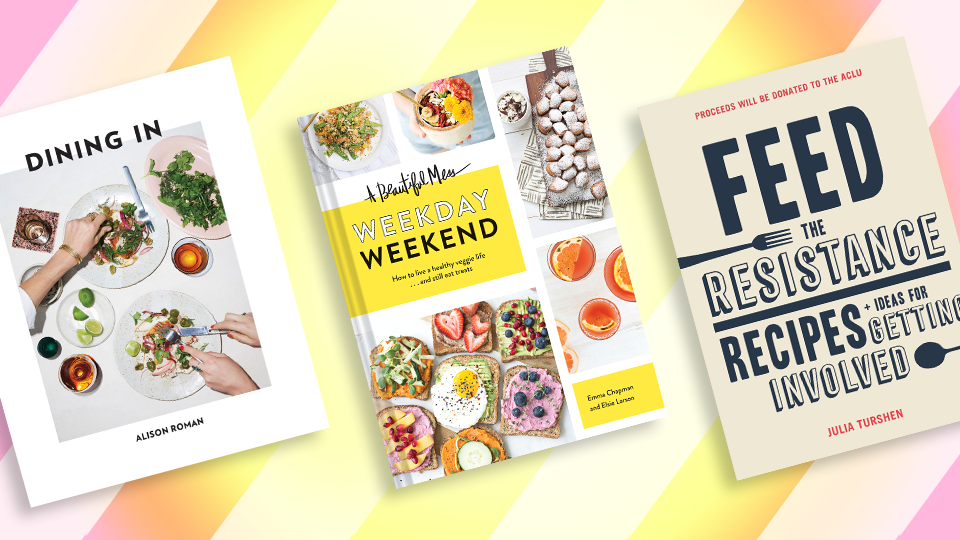 10 Thoroughly Modern Cookbooks You Need to Own This Fall