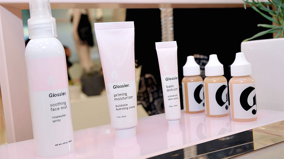 Glossier Unveils Its First Fragrance on Instagram